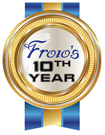 Froio's 10th Season Ribbon